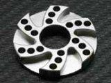 【ネコポス対応】ラップアップ(WRAP-UP)/0091-FD_0094-FD/ヒートシンクオフセットモーターアダプター5.0mm