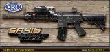【翌日お届け便】OPTION No.1(オプションNo.1)/GE-0517TM3/SRCフルメタル電動ガン SR-416 D14.5