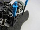【ネコポス対応】KN企画/RC926 アジャスタブル ボディポスト 6mm用