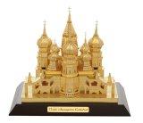 (限定特価50%オフ)OPTION No.1(オプションNo.1)/大人の世界建築模型 セントバジル大聖堂(145*135*170 )