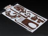 ラップアップ(WRAP-UP)/REAL 3Dプレミアム プロポスキン MT-4用(クロコダイル柄/ブラウン)