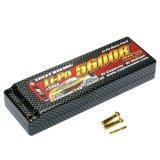 【ネコポス対応】イーグル(EAGLE)/3950-U/Li-PoバッテリーEA5600R/7.4V 40C ハードケース仕様
