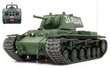 TAMIYA(タミヤ)/1/16ソビエト KV-1重戦車 フルオペレーション(プロポ付) フルセット