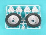 TAMIYA(タミヤ)/ナロータイヤセット(58mm径)(2個入)※3mm六角シャフト・ネジ付4mm径シャフトに対応