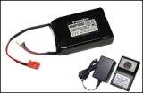フタバ/受信機用 6.6V 1800mAhバッテリー