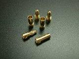 【ネコポス対応】【翌日お届け便】OPTION No.1(オプションNo.1)/ブラシレスモーターコネクター3.5mm金メッキ<メス3pcs,オス3pcsセット>