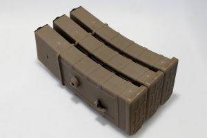 画像4: 【翌日お届け便】OPTION No.1(オプションNo.1)/GB-06-06/多弾装マガジン(マルイM4/M16用)