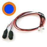 【ネコポス対応】イーグル(EAGLE)/LED-09-BL-OR〜LED-09-WI-RE/5mmツインアクションイカリング・LEDシステム用