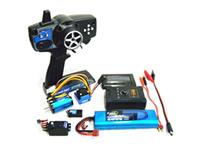 電動カー/組立キット 2.4G MX-3SGブラシレス・リポセットの内容