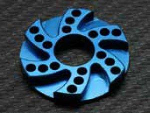 画像3: 【ネコポス対応】ラップアップ(WRAP-UP)/0091-FD_0094-FD/ヒートシンクオフセットモーターアダプター5.0mm