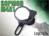 【ネコポス対応】LayLax(ライラクス)/175323/次世代M4 スリングバッファープレート