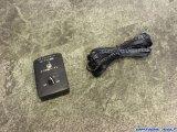 OPTION No.1(オプションNo.1)/GAP-008-1/ムービングターゲット用5m延長コード/延長用コントロールボックス