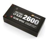 G-FORCE(ジーフォース)/GFG102/CLAB SPEC LiFeバッテリー 6.6V 2600mAh