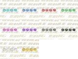 【ネコポス対応】イーグル(EAGLE)/2314/軽量アルミ ナイロン2mmナット 4個