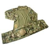 イーグルフォース(EAGLE FORCE)/5417V2-MAT-XL/BDUシャツ&パンツセットV2(G3 Combatタイプ)MAT XL