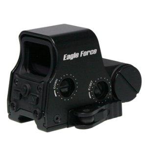 画像2: イーグルフォース(EAGLE FORCE)/5555V5-556/EA Eo 556タイフ゜ト゛ットサイト サイト゛ホ゛タン V4(レット゛/ク゛リーン切替)