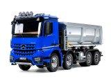 (4月14日発売予定/予約分)タミヤ(TAMIYA)/56365/1/14RC メルセデス・ベンツ アロクス 4151 8x4 ダンプトラック (プロポ付)(未組立)