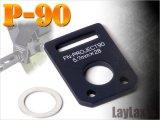 LayLax(ライラクス)/581278/P90 スリングスイベル