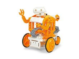 画像1: タミヤ(TAMIYA)/70232/チェーンプログラムロボット工作セット 楽しい工作シリーズ