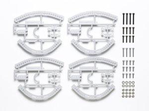 画像1: 【ネコポス対応】タミヤ(TAMIYA)/70236/カーブユニバーサルアームセット