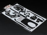 ラップアップ(WRAP-UP)/REAL 3Dプレミアム プロポスキン MT-4用(クロコダイル柄/ブラック)
