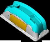 アディクション(ADDICTION)/AD014-5/RX-7 BN SPORTS フロントバンパー(未塗装)