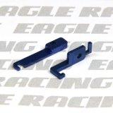 【ネコポス対応】イーグル(EAGLE)/EB-3370/SP シャフトマウント&リアブレース:京商 Mini-Z AWD用