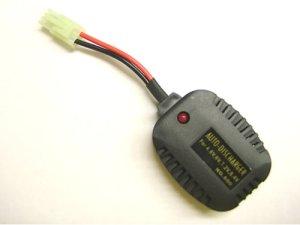 画像1: 【ネコポス対応】OPTION No.1(オプションNo.1)/オートディスチャージャー(ニッカド・ニッケル水素対応放電器/タミヤコネクター仕様)