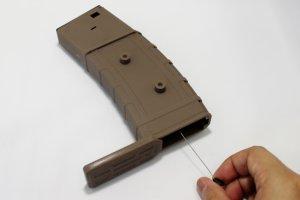 画像5: 【翌日お届け便】OPTION No.1(オプションNo.1)/GB-06-06/多弾装マガジン(マルイM4/M16用)