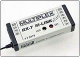 ハイテック(HiTEC)/#55818/RX-7 M-LINK 7ch小型受信機