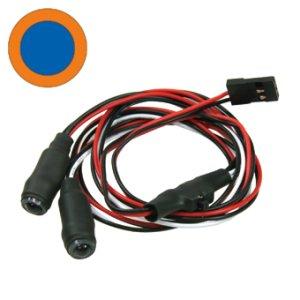 画像1: 【ネコポス対応】イーグル(EAGLE)/LED-05-BL-OR〜LED-05-WI-RE/5mmイカリングLEDライト・タイプ1(4.8~6V対応)