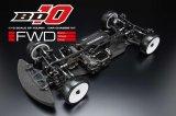 (10月初旬発売予定/予約分)YOKOMO(ヨコモ)/MRTC-BD10FF/BD10 FF 競技用 FWDツーリングカー シャーシキット(未組立)※