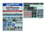 【ネコポス対応】タミヤ(TAMIYA)/OP-1844/オンロードレーシングトラック用マーキングステッカー