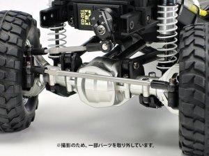 画像2: タミヤ(TAMIYA)/OP-1990/OP.1990 CC-02 B部品 (マットクロームメッキ)
