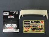 パンドラRC(Pandora RC)/PAC-903/Rear wing spoiler ver.1(180SX)(未塗装)