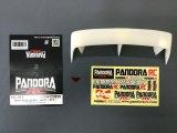 パンドラRC(Pandora RC)/PAC-904/Rear wing spoiler ver.2(S15)(未塗装)